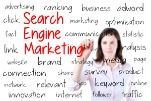 Search Engine Marketing, Google Adwords